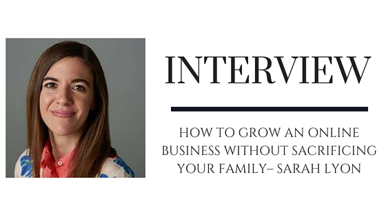 Grow A Business Without Sacrificing Your Family