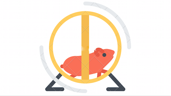 How To Escape Hamster-Wheel Practices