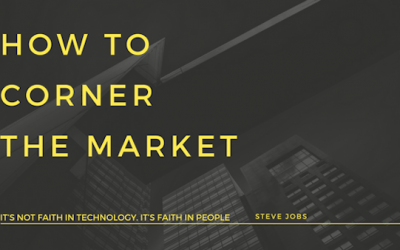 How to Corner the Market As A Trusted Expert