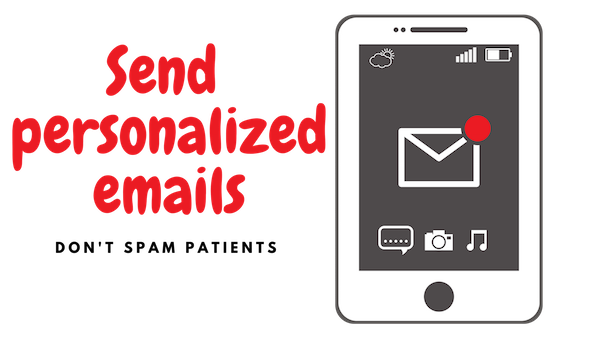 send personalized emails
