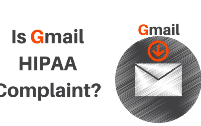 Is Gmail HIPAA Compliant for Therapy Practices?