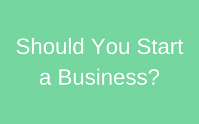 Should You Start Your Own Business Now?