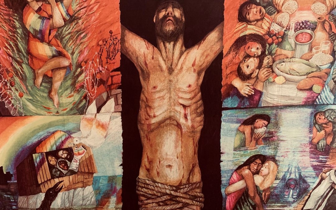 Lectio For Lent 2021